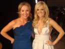 Katie Cook and Carrie Underwood