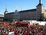 World cup celebrations, Spain