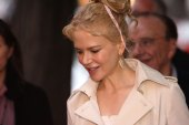 Nicole Kidman in the spotlight